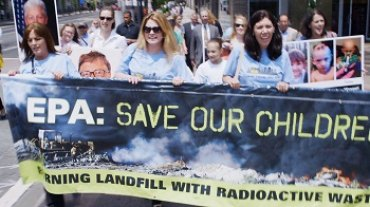 Fall Film Festival includes Documentary on St. Louis Nuclear Waste Site and Landfill Fire