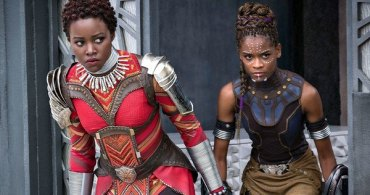 "FIRST LOOK : ""Black Panther"" on Record Setting Pace; ""Samson,"" ""Early Man"" Open Also"