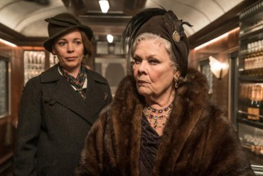 FIRST LOOK: Prissy, Slightly Campy  21st Century Orient Express Sniffs Justice Delayed