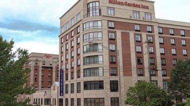 Hilton Garden Inn, Pikeville, KY, managed by H & W Development