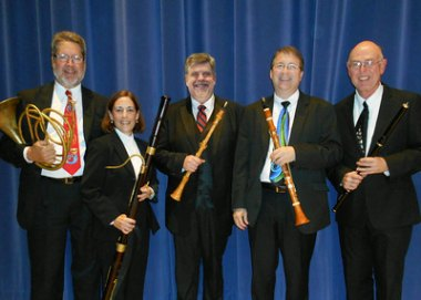 "Maelzel Woodwind Quintet to present ""Music from the Age of Invention"""