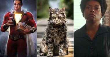 Shazam, Pet Cemetary, Best Enemies