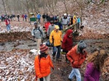 Meet the New Year outdoors at West Virginia's state parks and forests – First Day Hikes planned Jan. 1, 2016