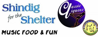 Shindig for Animal Shelter Scheduled