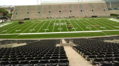 "New Turf Installation Coming to the ""Joan"" at Marshall"