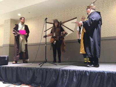 CAUSEACON: My First Con, Costume and Contest!