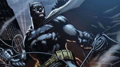 "Filming Underway for ""The Batman"""