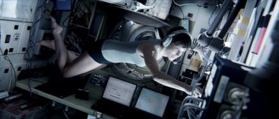 "Sandra Bullock nominated for ""Gravity"""