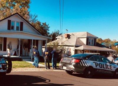Ashland Police Drug Bust