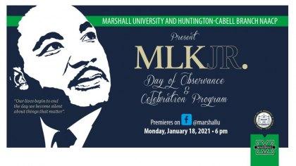 2021 Huntington MLK Jr. Day of Observance and Celebration