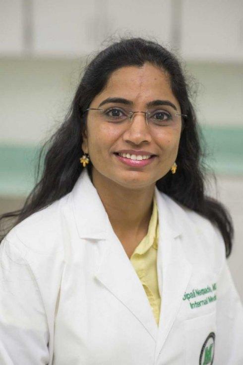 Marshall neurology resident earns prestigious epilepsy mini-fellowship