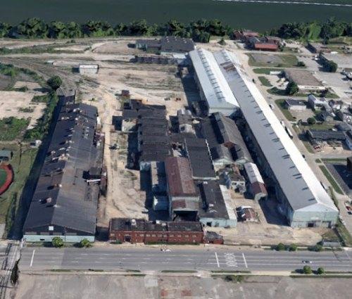 HMDA Continues Preparing ACF Property for Redevelopment