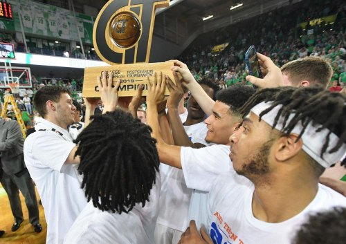 Men's Basketball Captures 2019 CIT Championship