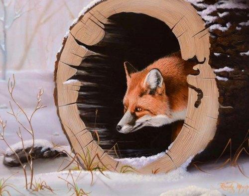 DNR seeks wildlife paintings for 2020 calendar