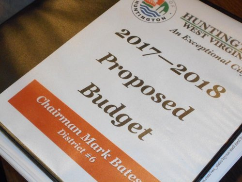 Proposed Huntington Budget for Fiscal 2018 Goes for a Council Vote