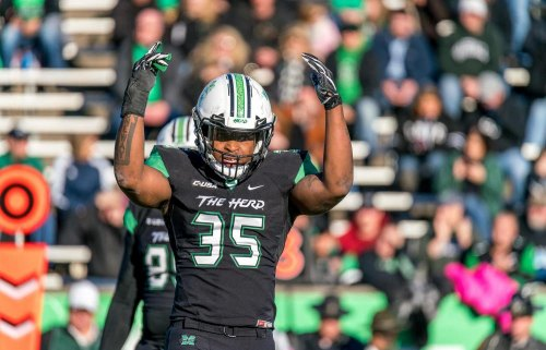 MCGILL: Herd's stellar run defense draws big test in Gasparilla Bowl