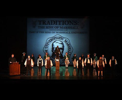 Performances of 'Traditions' to be available for the public this weekend