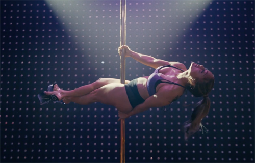 TIMES ADDED Lopez Hustles to Turn Jump Scares into Pole Dance Awes