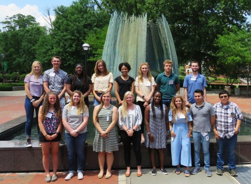 Students find hands-on summer research experiences at Marshall University