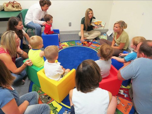 Marshall Speech and Hearing Center holds 'Tiny Talkers' programs for children with speech disorders