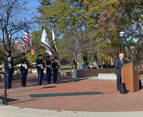 Veterans Day ceremony, activities to be held
