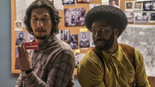 """BlacKkKlansman"" Artfully Captures Pivoting Societal Woes, Challenges and Successes"