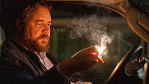 Russel Crowe's 'Unhinged' Off to a Pandemic-Influenced Start