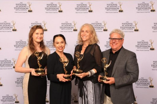 Andre Van Damme and Charleston Ballet Dances Away with an Emmy