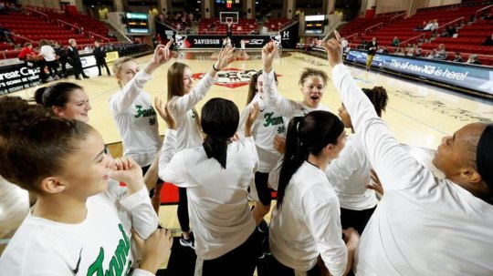 Marshall Thunders into WBI's Second Round