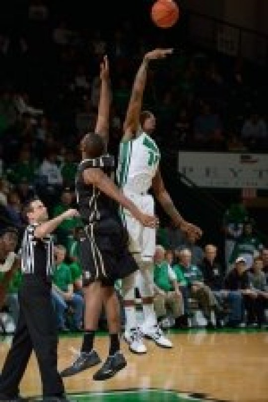 Spikes, Herd Repels UCF at Henderson Center