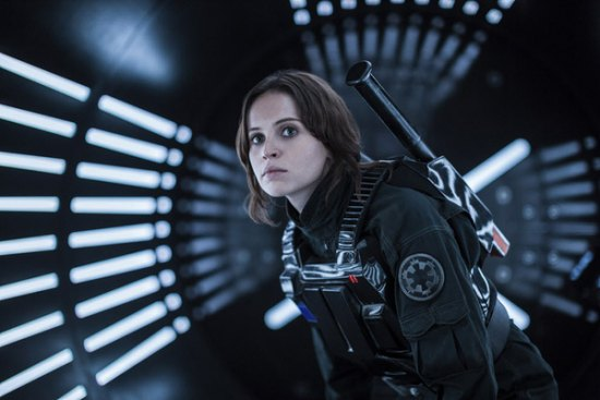 "FIRST LOOK: Rogue One Has ""Feel"" of ""Empire Strikes Back"" and ""Force Awakens"""