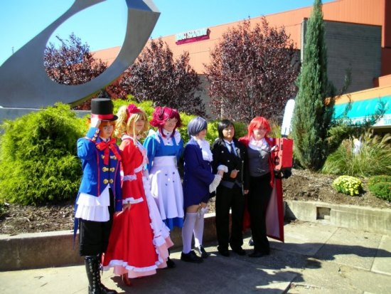 Huntington Hosts Cosplay Parade Oct. 11