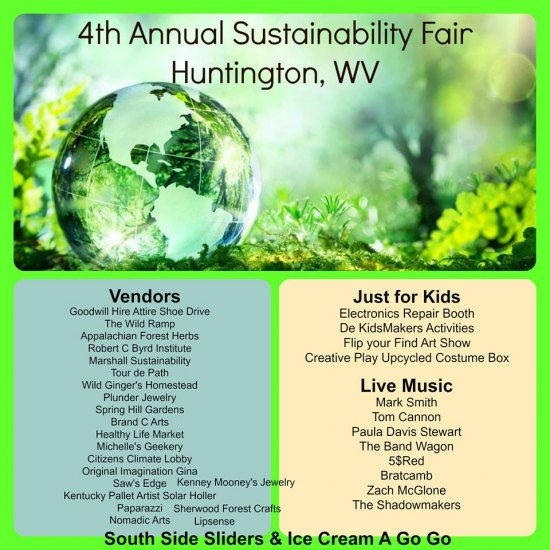 Fourth Sustainability Fair Slated Saturday