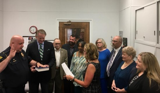 Huntington Council Approves Dial as Police Chief