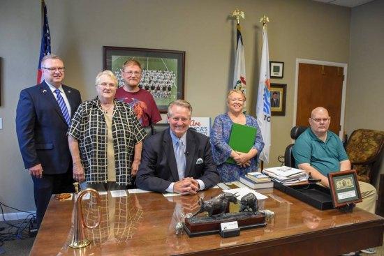 Mayor Williams Declares National Disability Voter Registration Week