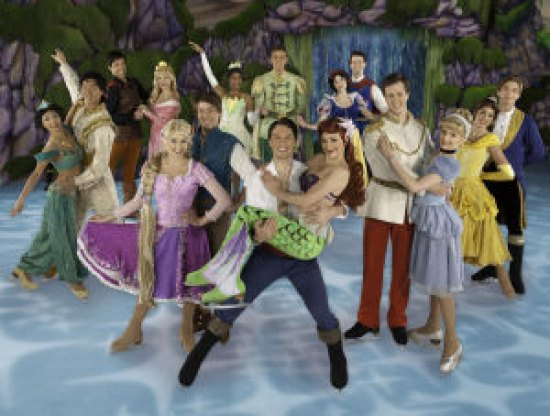 """Princesses & Heroes"" on Ice Prepares for Charleston Run"