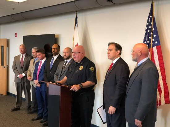 Appalachia High Intensity Drug Trafficking Area (AHIDTA) and the Huntington Police Department Establish new Task Force