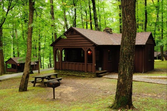 "Babcock State Park offers ""Hello Springtime"" cabin discount in May"