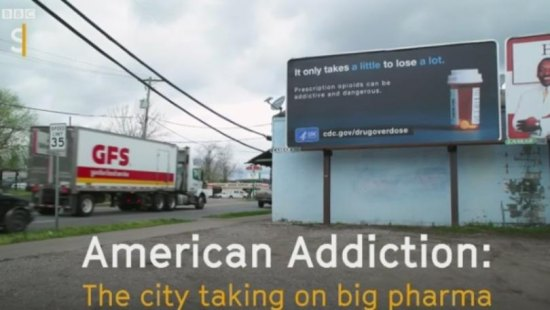 BBC Video Features Heroin Ravaged Huntington