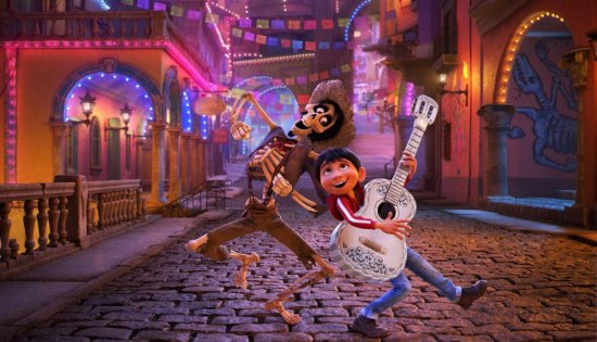 "FIRST TIMES: ""Coco"" Celebrates Thanksgiving; ""Man Who Invented Christmas"" Exclusive for Marquee Pullman"