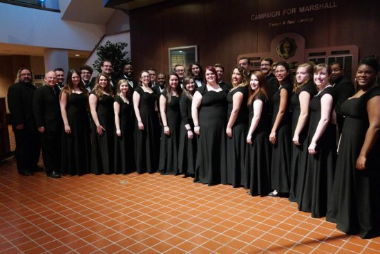 Chamber Choir to perform free recital