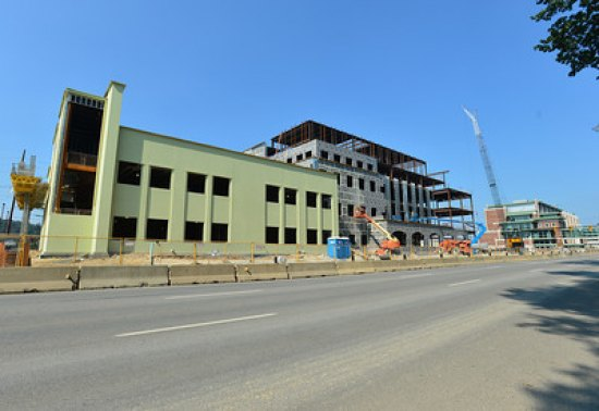 The Arthur Weisberg Family Applied Engineering Complex is expected to open in spring 2015.
