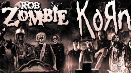 "Rob Zombie ""Night of the Living Dreads"" Tour Stops Nov. 23 in Huntington"