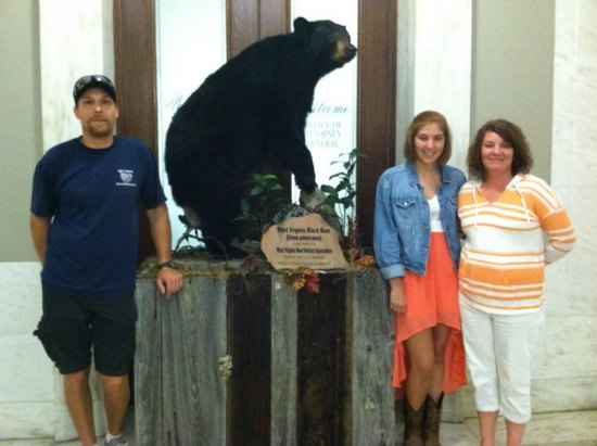 Attorney General Adds Bear to Office