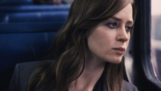 "FIRST LOOK : Engrossing, Complex ""Girl on a Train"" Mostly Tense Mousetrap"