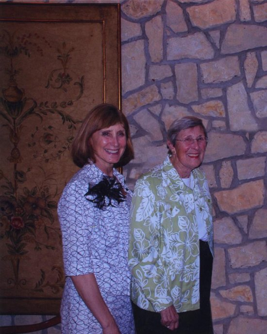 "An endowed scholarship fund has been created at the Joan C. Edwards School of Medicine courtesy of long-time administrator, professor and pioneer of women's sports at Marshall University, Dr. Dorothy ""Dot"" E. Hicks, right."