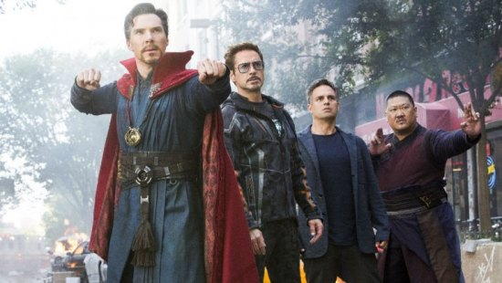 INFINITY RECORDS: Avengers: Infinity Steals Record from Force Awakens