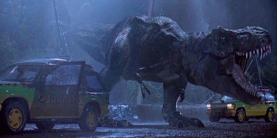 Run! The T-Rex has escaped Jurassic Park (Again)