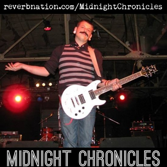 Midnight Chronicles Will Play V Club in September