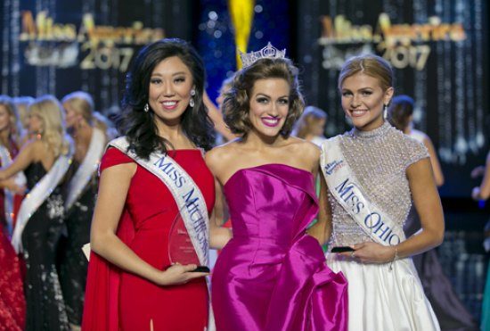 Miss Ohio wins Preliminary Miss America Competition